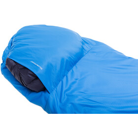 Helsport Fonnfjell Saco de Dormir Largo, bright blue